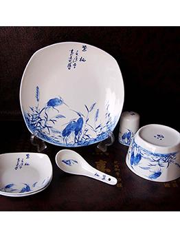 陶瓷餐具套装