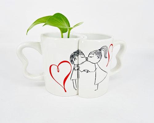 情侣咖啡杯