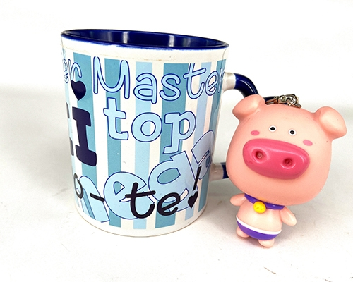 楼盘地产陶瓷促销杯