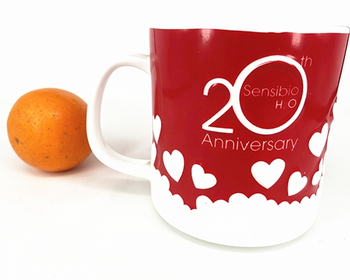 20周年店庆咖啡杯