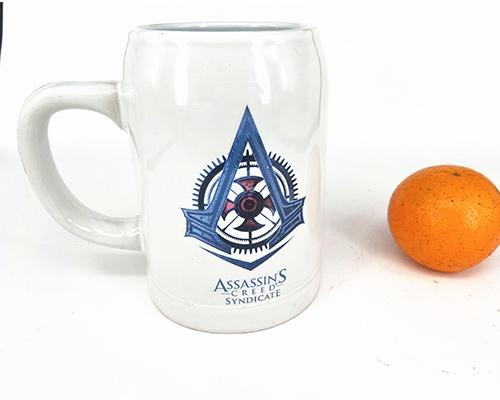 陶瓷啤酒杯