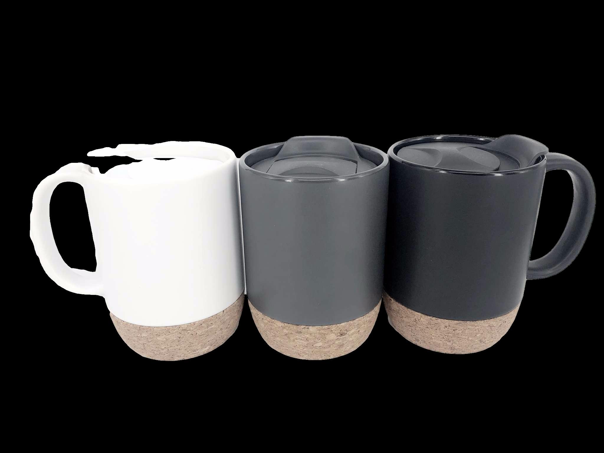 软木杯垫陶瓷杯