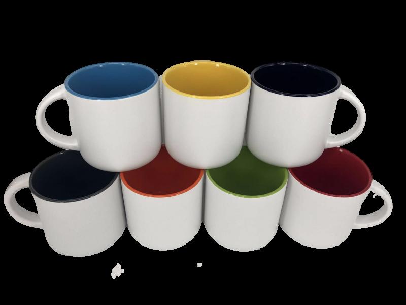 直筒陶瓷杯
