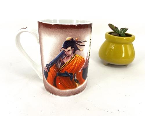 动漫游戏陶瓷杯