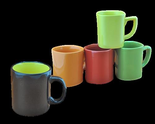 色釉陶瓷杯